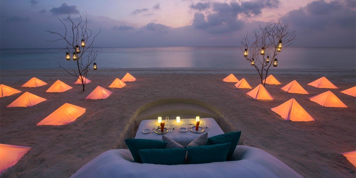 Romantic Beach Setting, Dusit Thani, Prestigious Venues