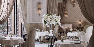 Romantic Celebration Venues, Romantic Restaurant In Marrakech, Royal Mansour, Prestigious Venues