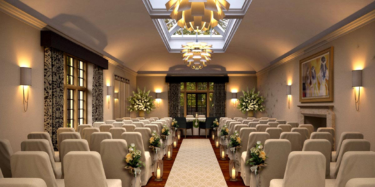 The Ballroom at Farncombe Estate