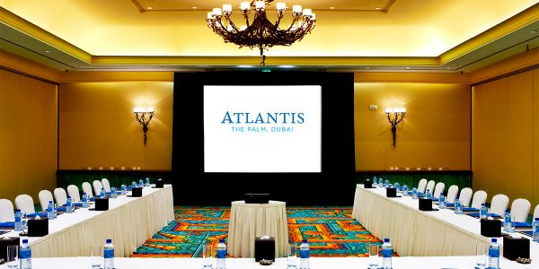Silk Ballroom, Atlantis The Palm, Prestigious Venues
