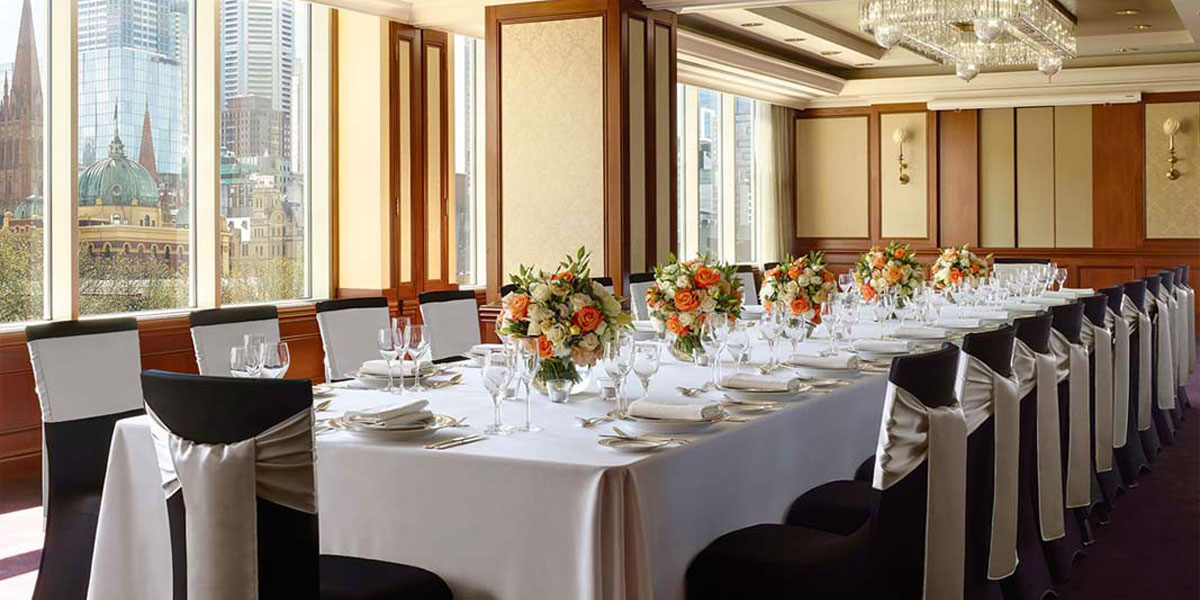 The Langham Melbourne Event Spaces Prestigious Venues