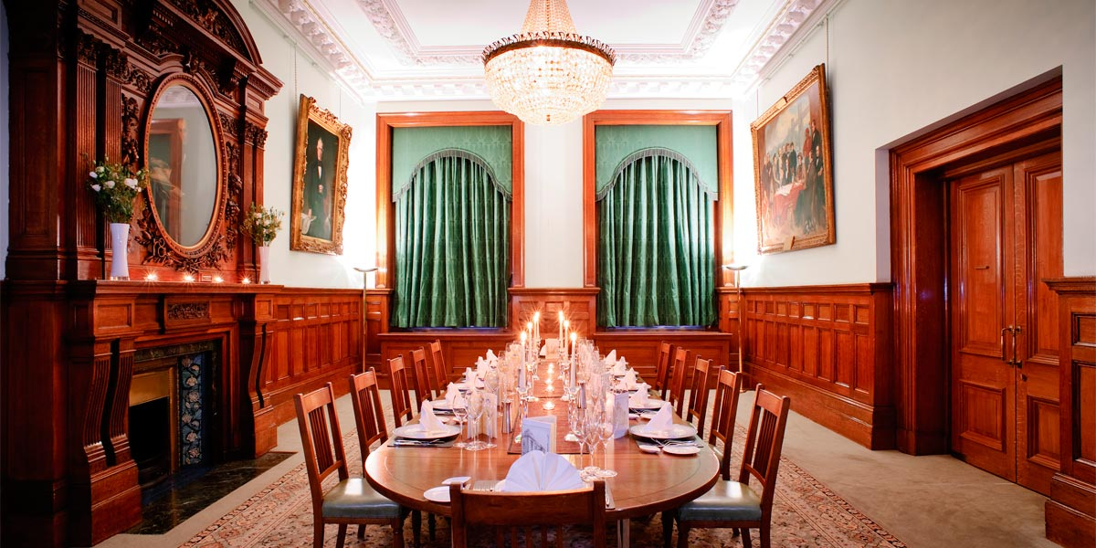 The Stephenson Room at One Great George Street