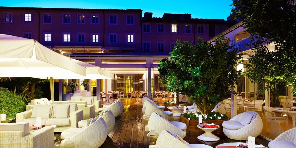 Summer Party Venue, Gran Melia Rome Villa Agrippina, Prestigious Venues