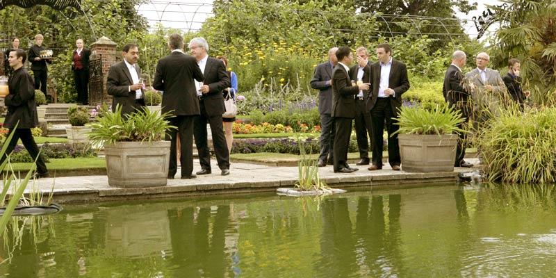 Summer Party Venue, Kensington Palace, Prestigious Venues