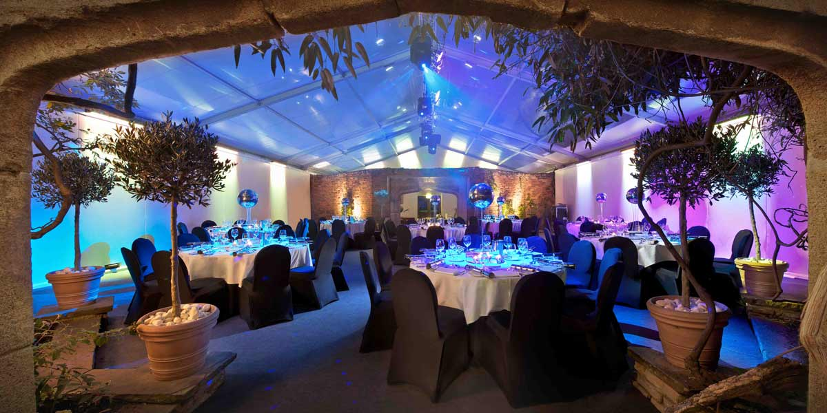 The Roof Gardens Event Spaces