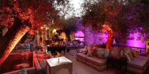 Summer Venue, Royal Mansour, Prestigious Venues