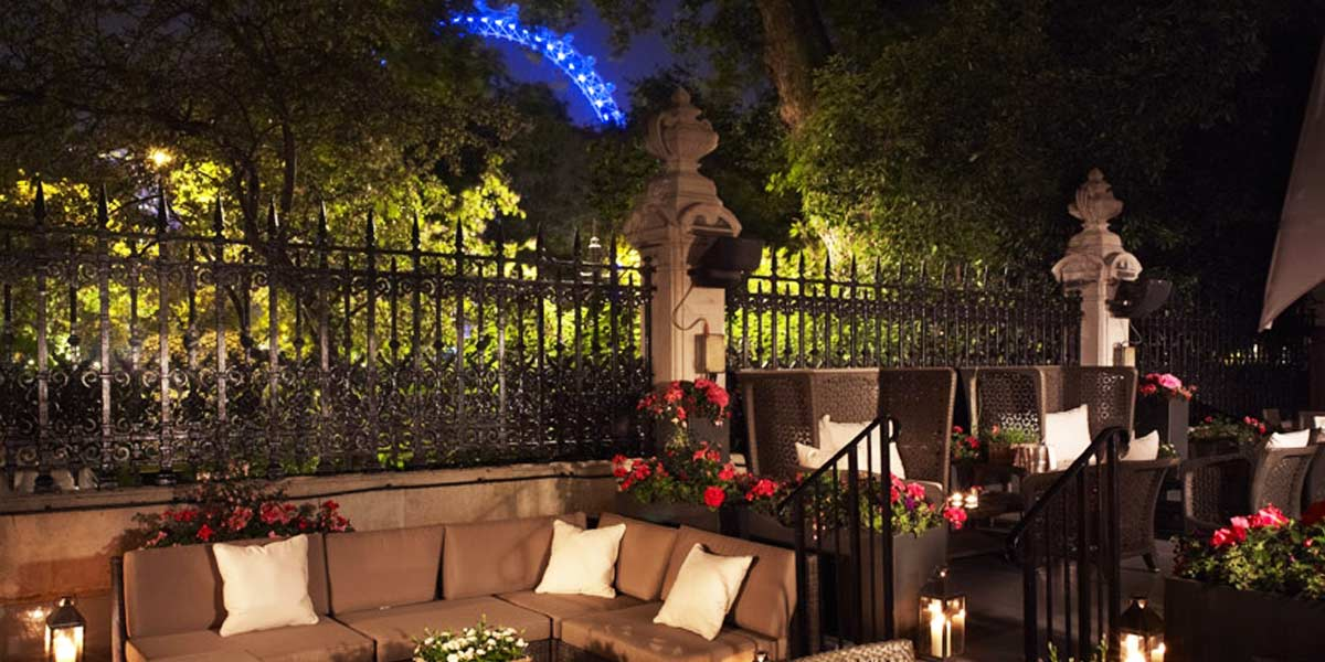 Terrace By The Thames, The Royal Horseguards, Prestigious Venues