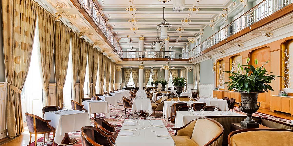 Vidago Palace Hotel Event Spaces Prestigious Venues