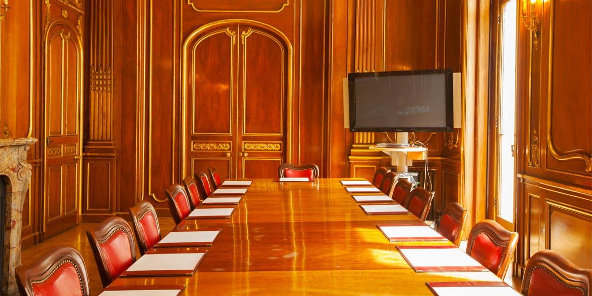 The Boardroom At 58 Prince's Gate, Prestigious Venues