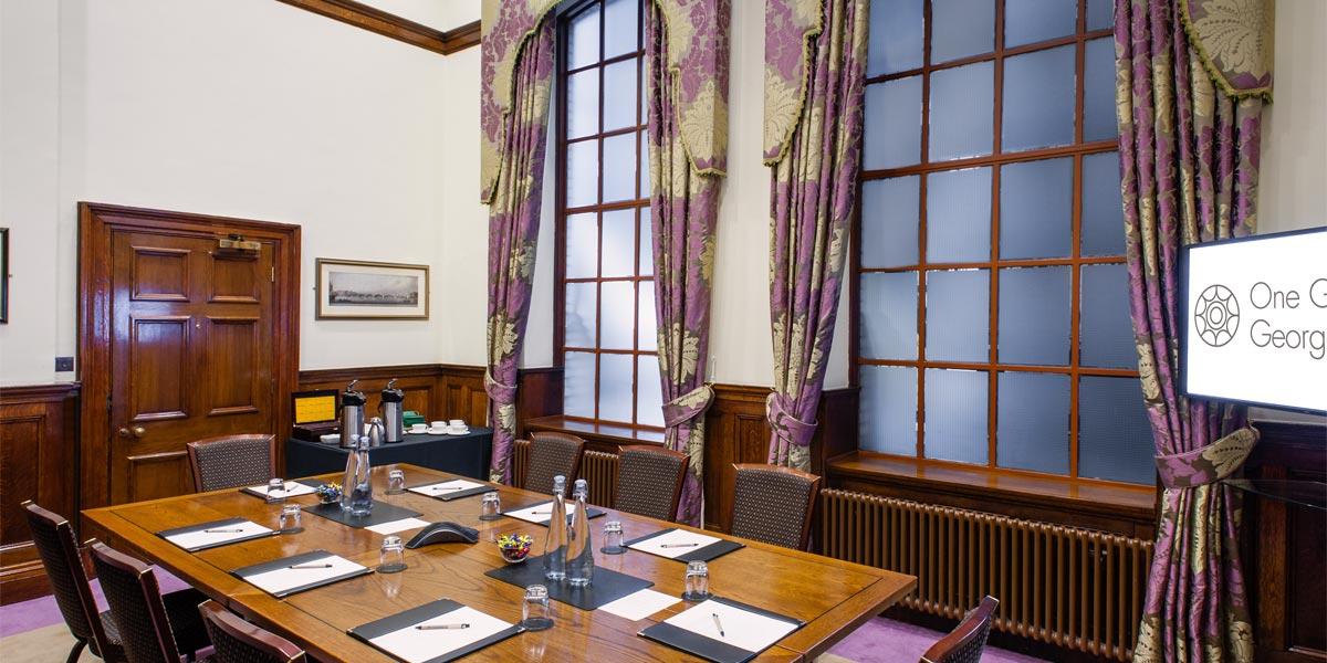 Board Meeting Venues, The Boardroom, One Great George Street, Prestigious Venues