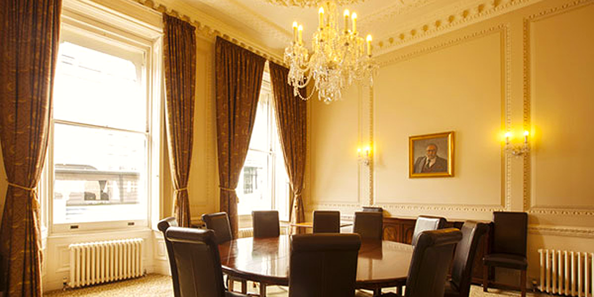 The College Room, 58 Prince's Gate, Prestigious Venues