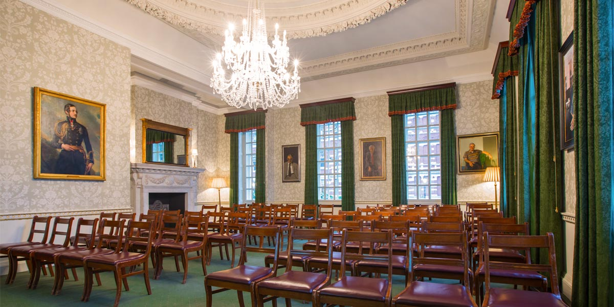 The Council Room, 170 Queen's Gate, Prestigious Venues