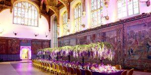 The Great Hall, Hampton Court Palace, Prestigious Venues