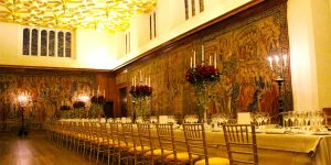 The Great Watching Chamber, Hampton Court Palace, Prestigious Venues