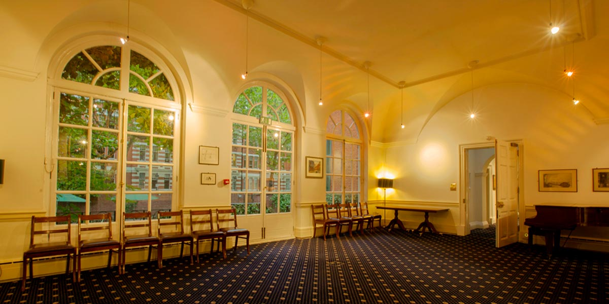 The Solar Room, 170 Queens Gate, Prestigious Venues