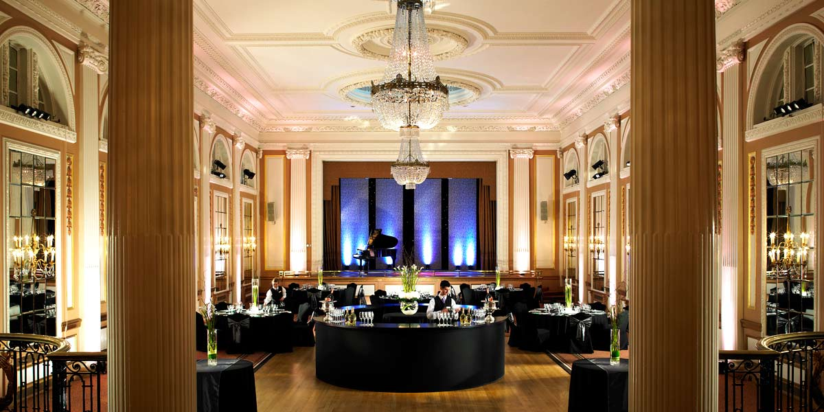 Gleneagles Event Spaces Scotland Prestigious Venues