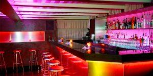 The VIP Bar, Cafe De Paris, Prestigious Venues