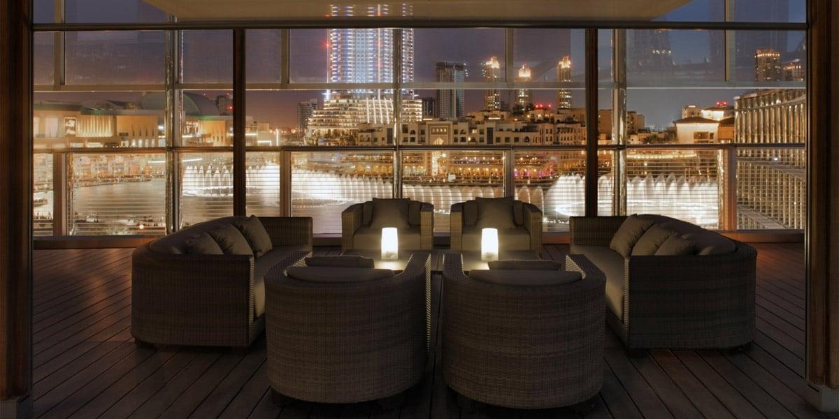 Armani hotel dubai event spaces prestigious venues for Unusual hotels in dubai