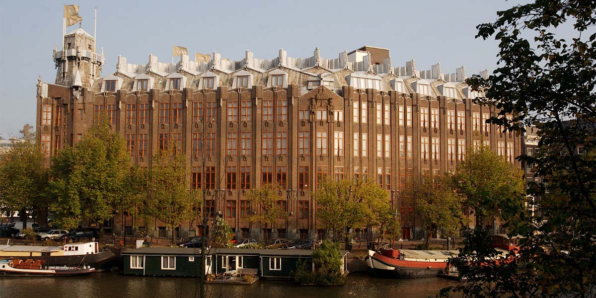 Grand Hotel Amrath Amsterdam Event Spaces Prestigious Venues