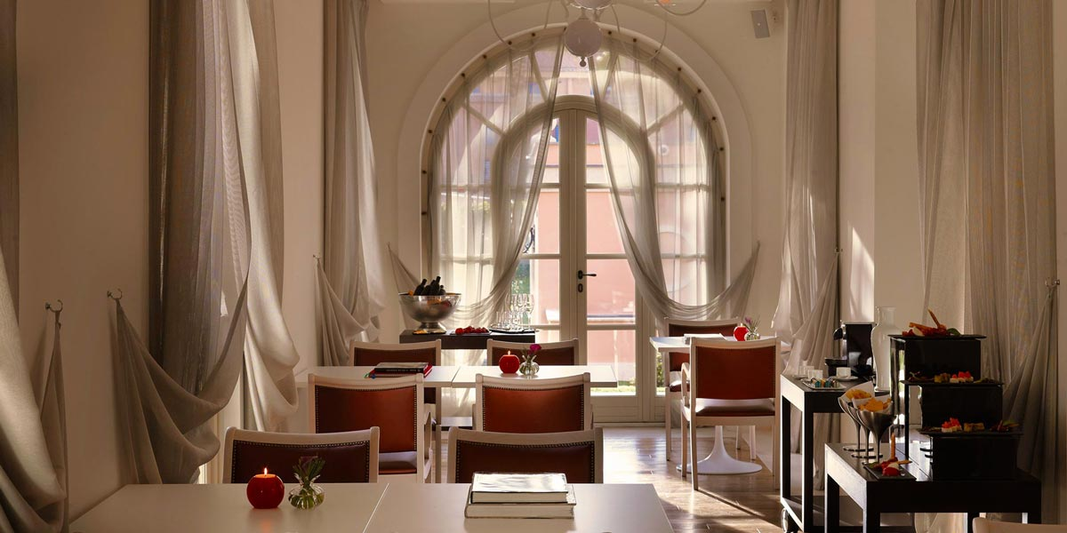 Training Venue, Gran Melia Rome Villa Agrippina, Prestigious Venues