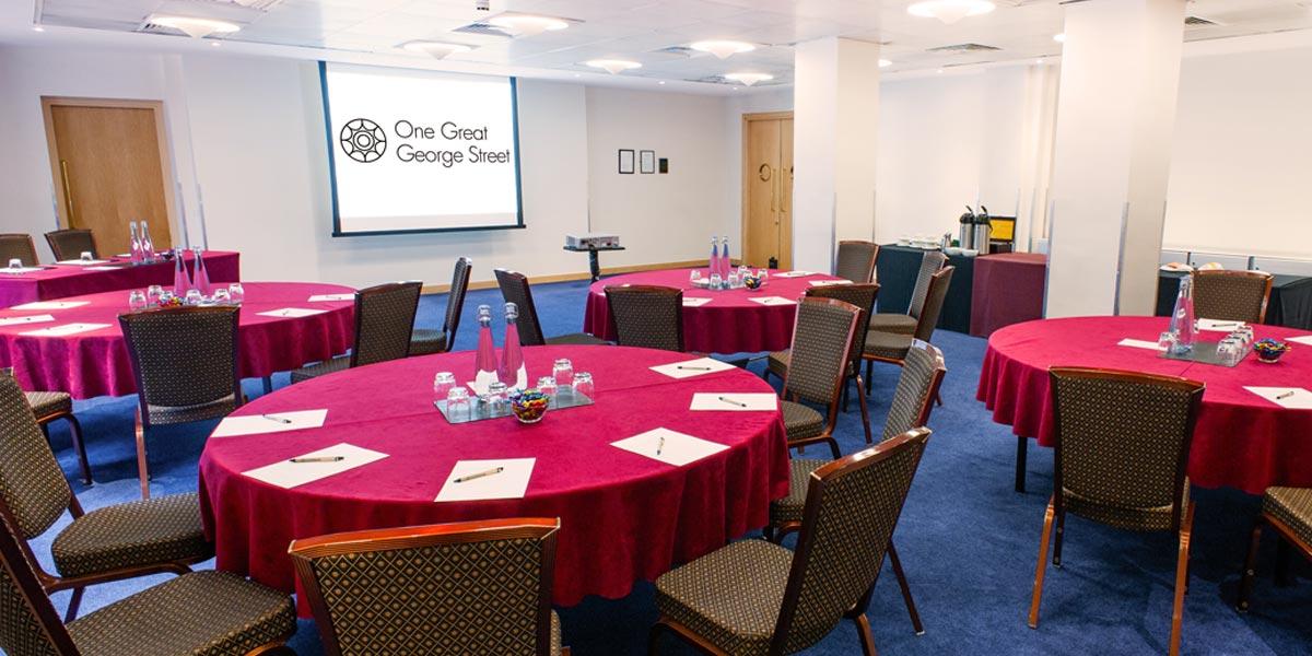 Training Venue In Central London, One Great George Street, Prestigious Venues