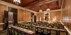 Training Venues, Royal Mansour, Prestigious Venues