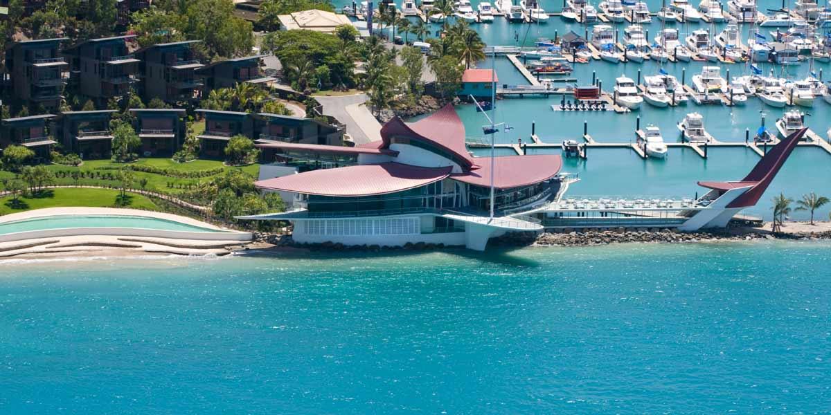 Hamilton Island Yacht Club Event Spaces Prestigious Venues