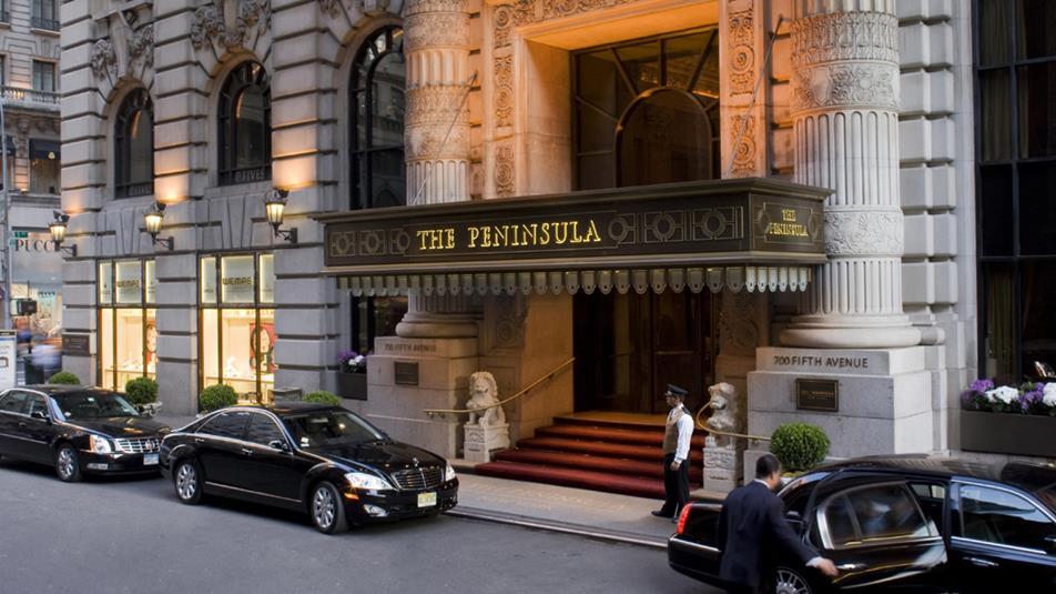 the peninsula new york event spaces  prestigious venues