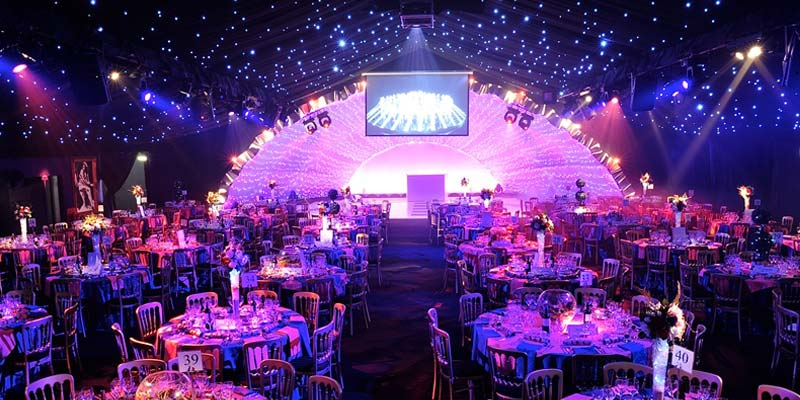 The Artillery Garden At The HAC Event Spaces Prestigious