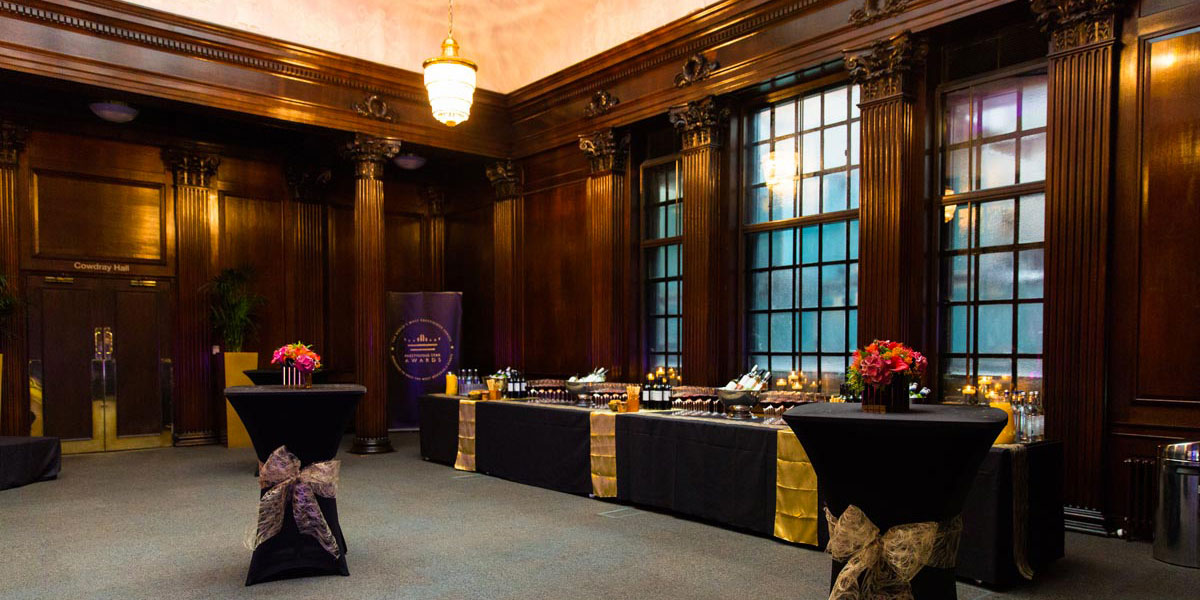 Venue For Receptions, 20 Cavendish Square, Prestigious Venues