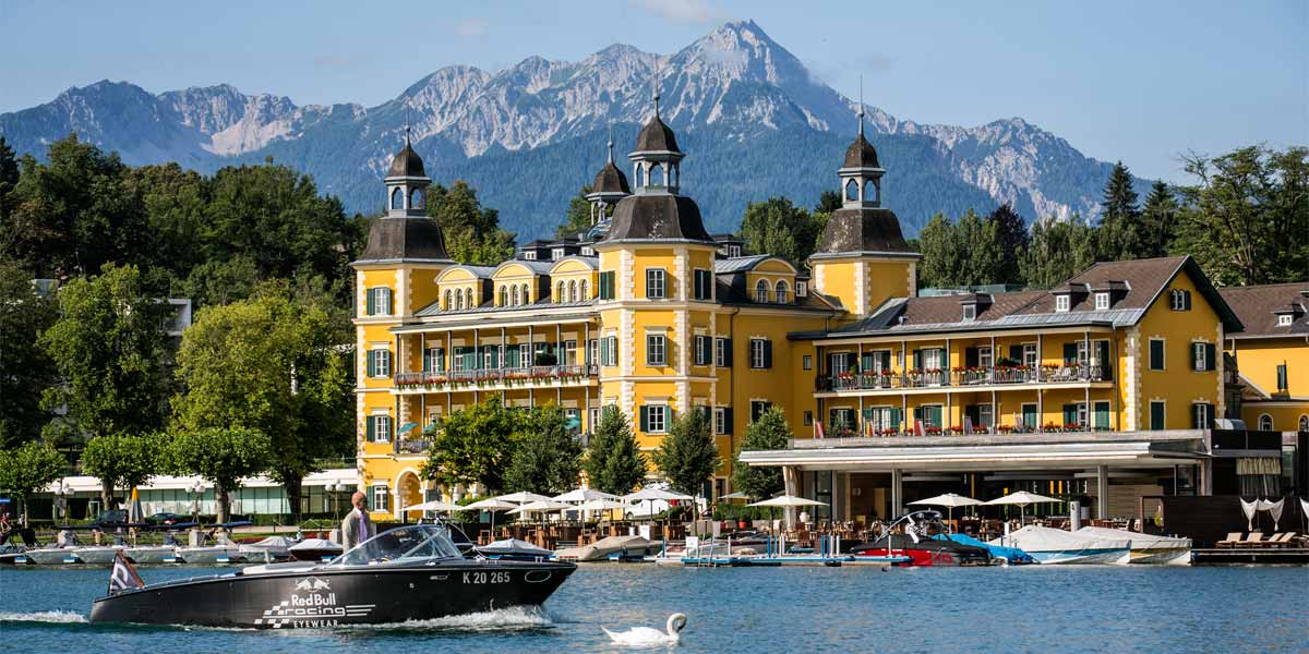 Hotel Park S Velden Am Worthersee