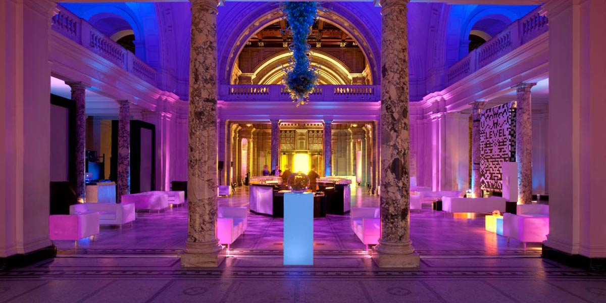 Victoria Albert Museum Event Spaces Prestigious Venues
