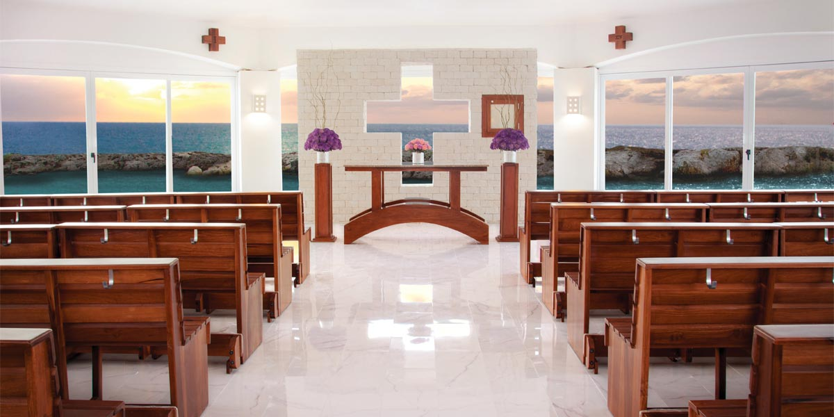 The Chapel at Hard Rock Hotel Riviera Maya