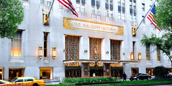 The Waldorf Astoria New York
