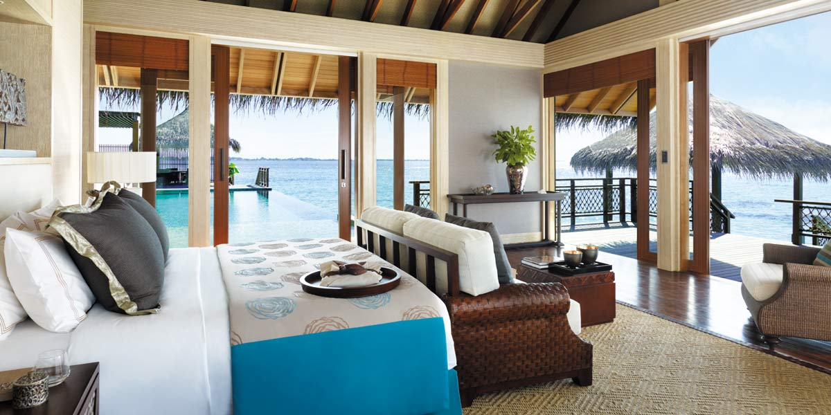 Tourist Visits to the Best Resorts in Maldives will Become More Expensive +++