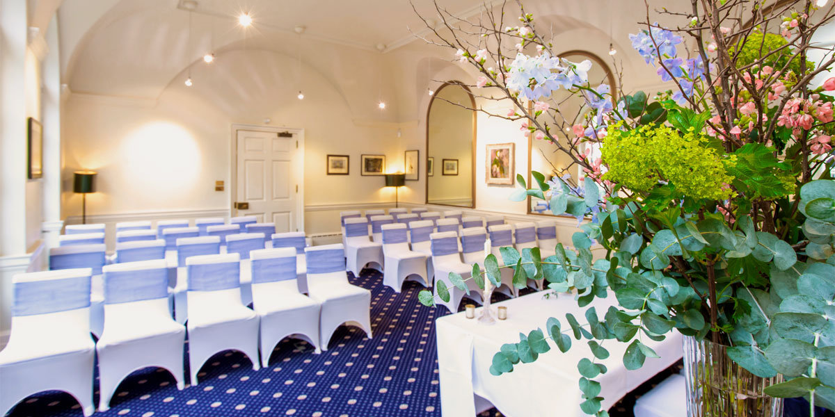 Wedding At 170 Queen's Gate, Prestigious Venues