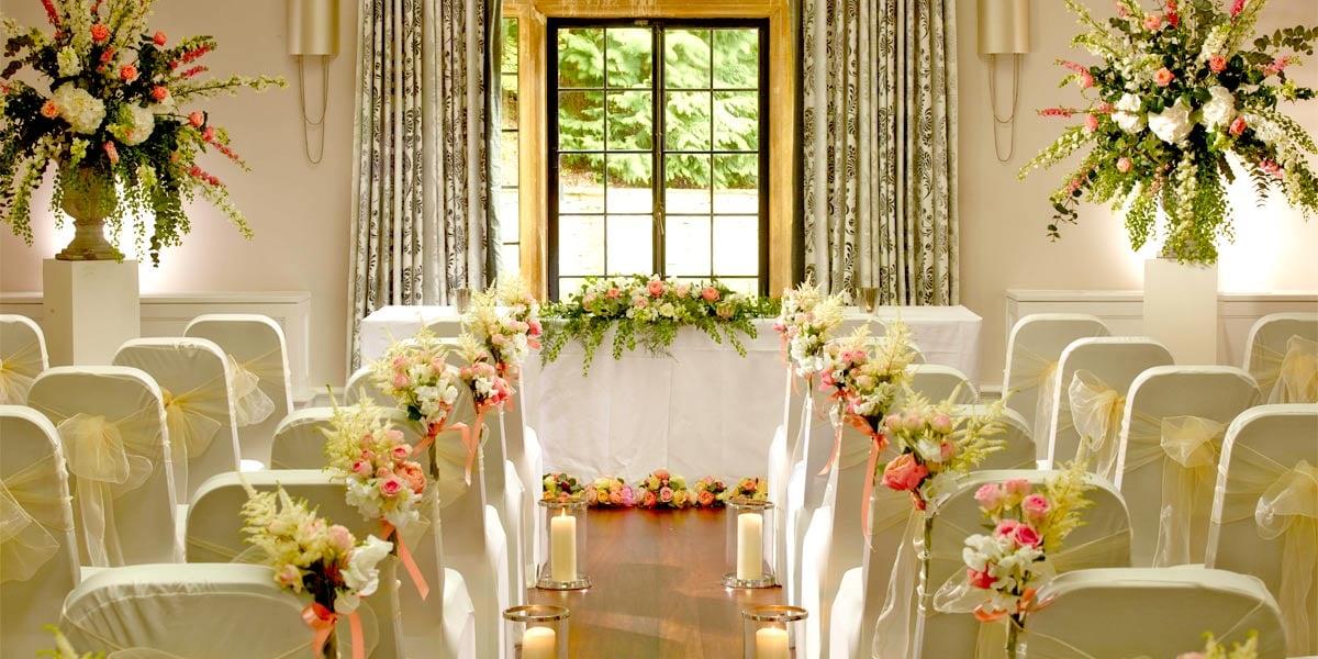 Wedding Ceremony Venue, Foxhill Manor, Prestigious Venues