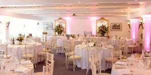 Wedding In The Garden Room, Hampton Court Palace, Prestigious Venues