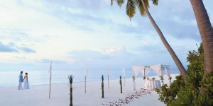 Wedding On The Beach, Shangri La Maldives, Prestigious Venues