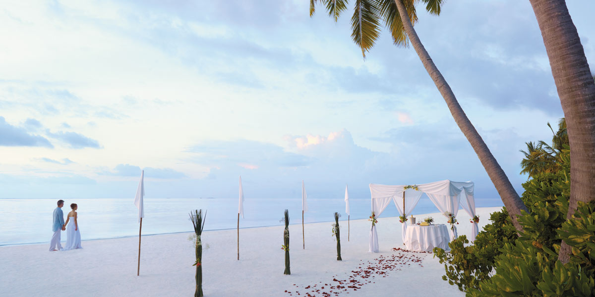 Best Island For Wedding Maldives