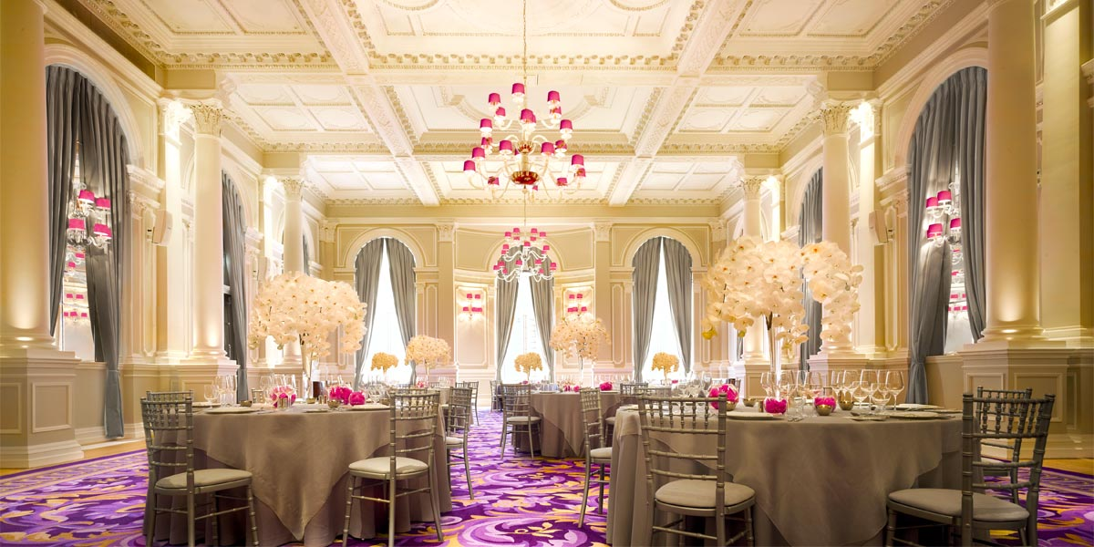 Wedding Venue In London, Corinthia Hotel London, Prestigious Venues