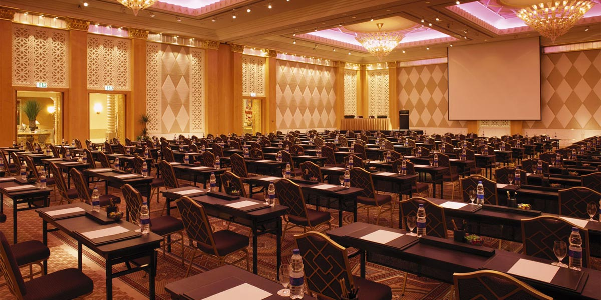 Al Ameera Ballroom at Grand Hyatt Dubai
