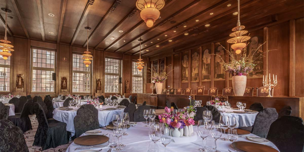 Amsterdam Wedding Venue, Sofitel Legend The Grand Amsterdam, Prestigious Venues