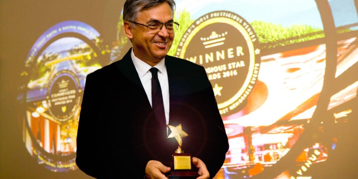 Awards Recipient, Prestigious Star Awards 2016