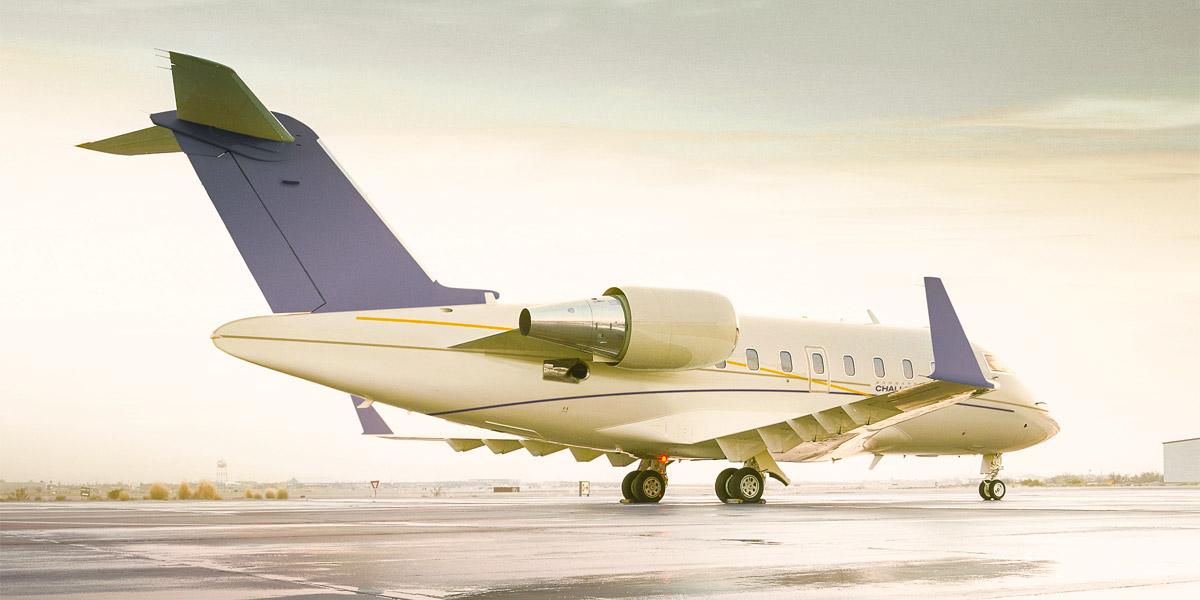 Challenger Jet, Premium Air Charter Services, Air Partners, Prestigious Venues