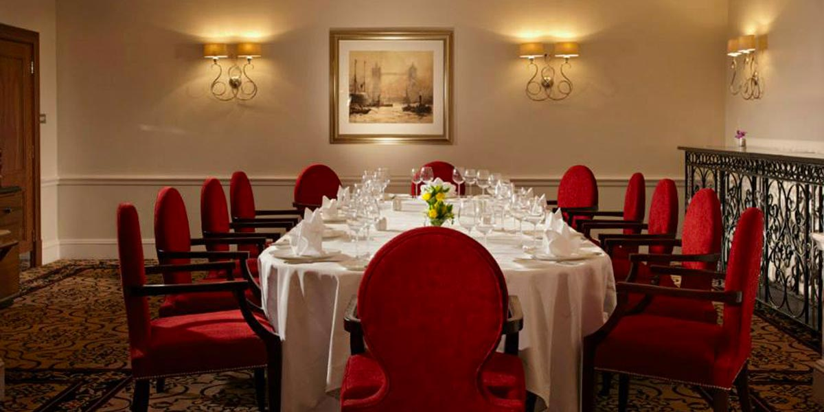 The Chelsea Suite at The Royal Horseguards Hotel