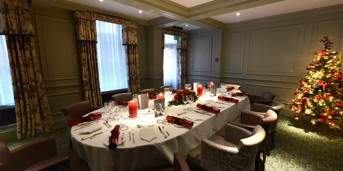Christmas Party Venue, The Stafford London, Prestigious Venues