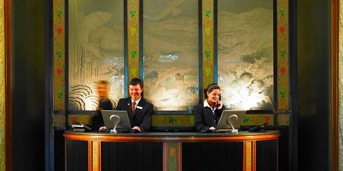 Concierge, Gleneagles, Auchterarder, Prestigious Venues