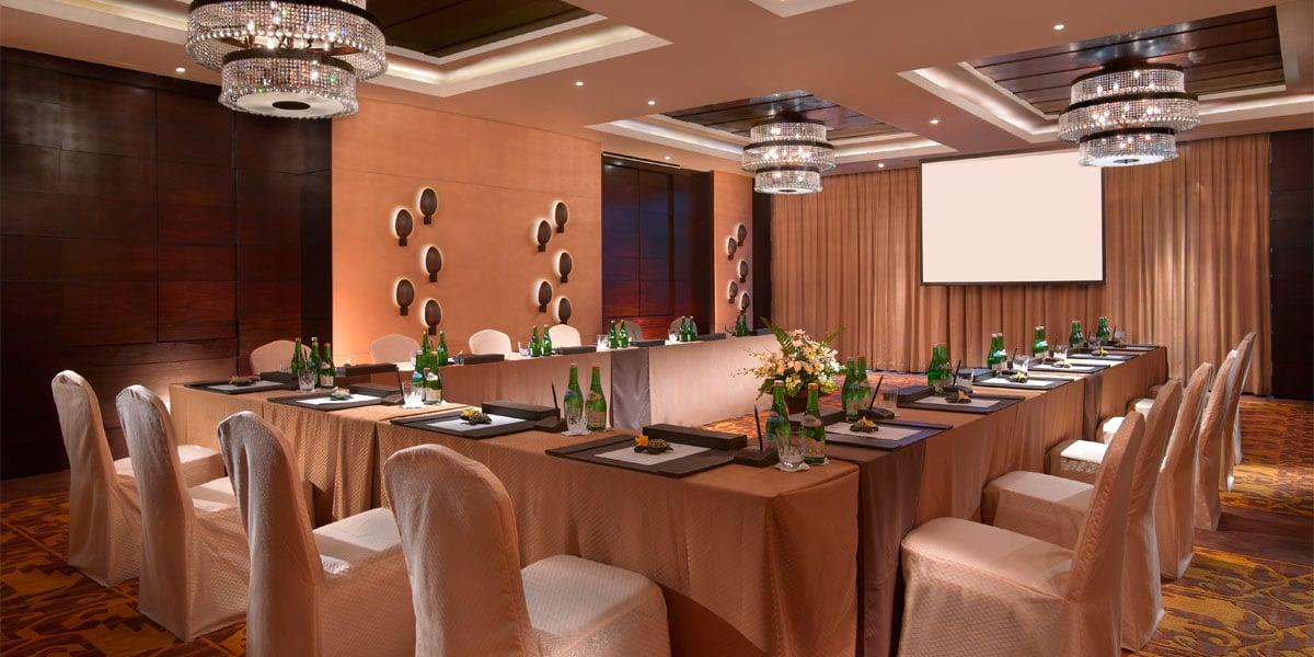 Conference Venue, Banyan Tree Bali, Prestigious Venues