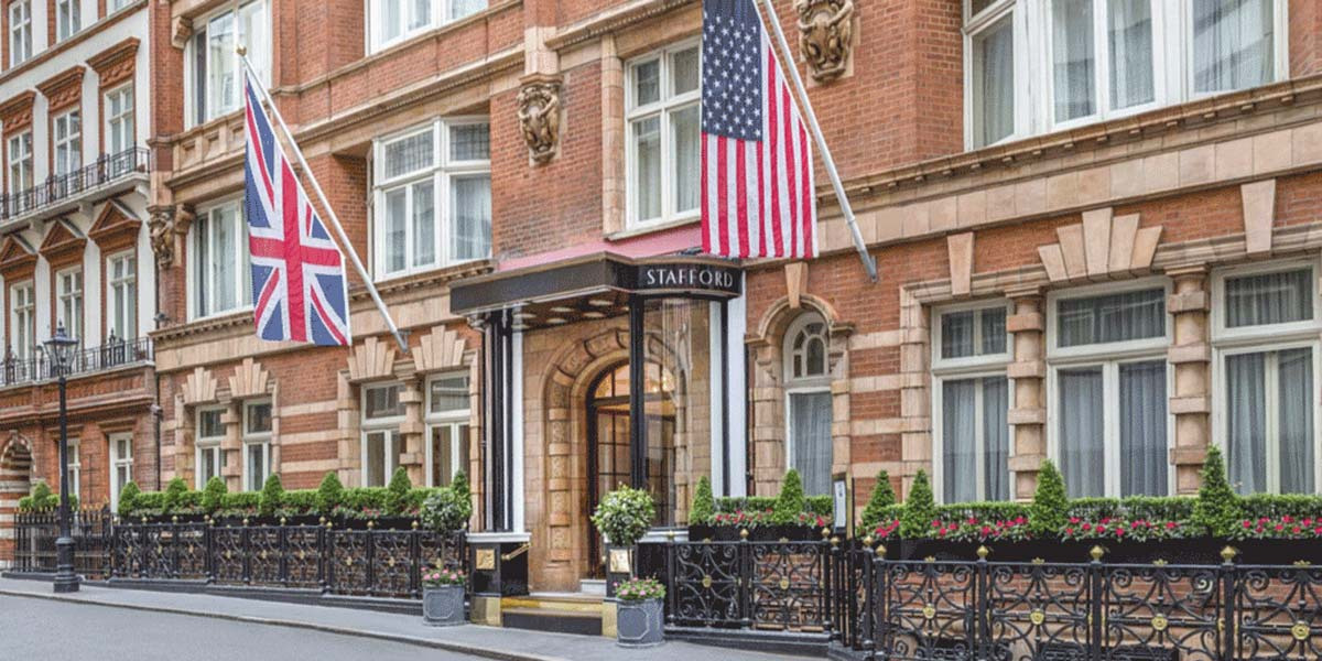 Elegant Venue in London, The Stafford London, Prestigious Venues